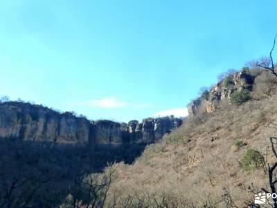 Monasterio Bonaval,Cañón del Jarama; senderismo asturias los cañones del sil lagunilla lagunas